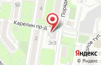 Схема проезда до компании Медицина За Качество Жизни в Москве
