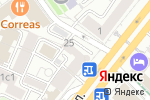 Схема проезда до компании Компания по строительству дачных домов в Москве