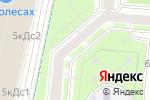 Схема проезда до компании Тито Альба в Москве