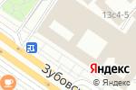Схема проезда до компании Перевод и Заверение в Москве