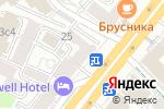 Схема проезда до компании Riabinnikov Peller в Москве