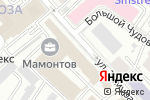 Схема проезда до компании Avek Global в Москве