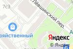 Схема проезда до компании Знание-Пречистенка в Москве