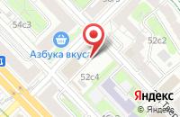 Схема проезда до компании Капитал в Москве
