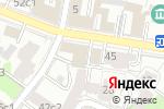 Схема проезда до компании Casa Del Tango в Москве