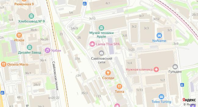 Бизнес-центр «Савеловский Сити» - превью 2