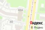 Схема проезда до компании Торос48 в Москве