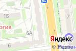 Схема проезда до компании Дом Здоровья в Туле