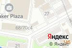 Схема проезда до компании Vazari Villa в Москве