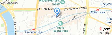 Лесные ресурсы на карте Москвы