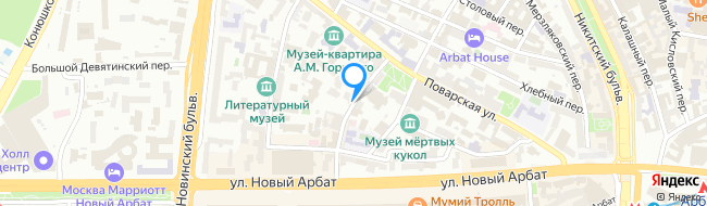 Борисоглебский переулок