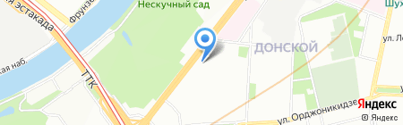 ЭНЕРГОБОСС на карте Москвы