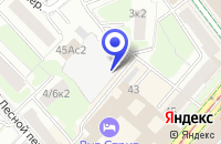 Схема проезда до компании УРАЛВНЕШТОРГБАНК в Москве