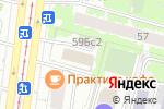 Схема проезда до компании Отдел МВД России по району Чертаново Южное г. Москвы в Москве