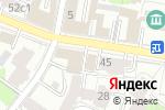 Схема проезда до компании Flying Banana в Москве