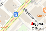Схема проезда до компании Demi Plie в Москве