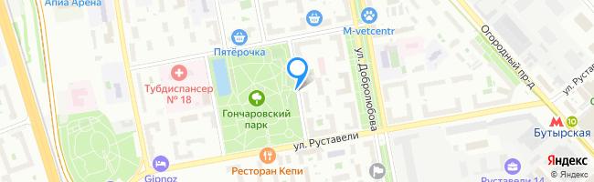 переулок Гончаровский 2-й