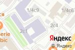 Схема проезда до компании MESOPROFF в Москве