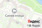 Схема проезда до компании Металик в Москве