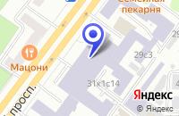 Схема проезда до компании САЛОН КУХОННЫЕ ИНТЕРЬЕРЫ в Москве
