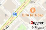 Схема проезда до компании Квартет И в Москве
