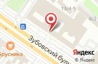 Схема проезда до компании Слово-За Нами в Москве