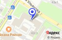 Схема проезда до компании ПТФ КРЕПМАРКЕТ в Москве