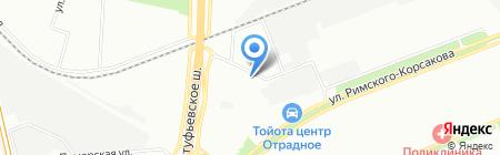 Damiani на карте Москвы