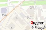 Схема проезда до компании ГРУППА КОМПАНИЙ ПИК в Москве
