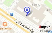Схема проезда до компании КОНСАЛТИНГОВОЕ АГЕНТСТВО ФЕНЕК 1 в Москве
