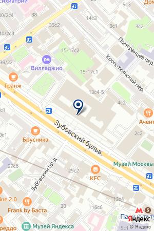 ИНФОРМАЦИОННАЯ СЛУЖБА НОВОСТЕЙ СТРАНА.RU на карте Москвы