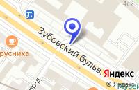 Схема проезда до компании ПТФ СИДИАЙПИ-ИНСТРУМЕНТС в Москве