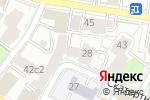Схема проезда до компании Велл-Дизайн в Москве