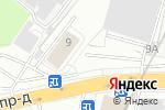Схема проезда до компании АвтоМейд в Москве