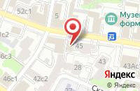 Схема проезда до компании Государственный Клуб в Москве