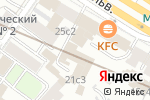 Схема проезда до компании Mall Decor в Москве