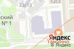 Схема проезда до компании Диск Экспресс в Москве