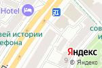 Схема проезда до компании MioMioStyle в Москве