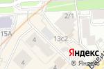 Схема проезда до компании ПловЦентр в Москве