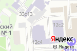 Схема проезда до компании ВигСтайл в Москве