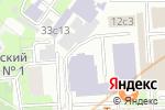 Схема проезда до компании SOLUTIONS GROUP в Москве