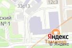 Схема проезда до компании ЦентрЭлектроСеть в Москве