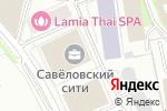 Схема проезда до компании КБ Модульбанк в Москве
