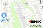 Схема проезда до компании Римского-Корсакова 11 в Москве