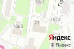 Схема проезда до компании Викинг Компани в Москве