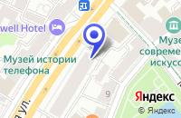 Схема проезда до компании МЕДИЦИНСКИЙ ЦЕНТР MED4U в Москве