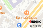 Схема проезда до компании Ригла в Москве