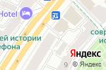 Схема проезда до компании Московский Ювелирный Завод в Москве