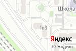 Схема проезда до компании Hostels Best в Москве