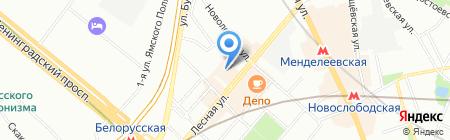ПоедемРу на карте Москвы